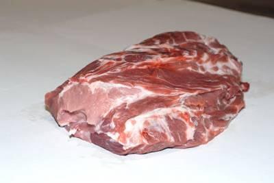 去骨颈圈肉